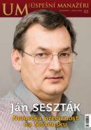 Časopis Úspešní manažéri 2/2013