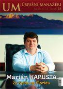 Časopis: Úspešní manažéri 3/2013