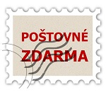 Poštovné zdarma
